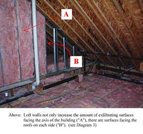 Foam Tech Case Studies Asc Air Infiltration