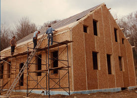 Timber Frame Insulation Options
